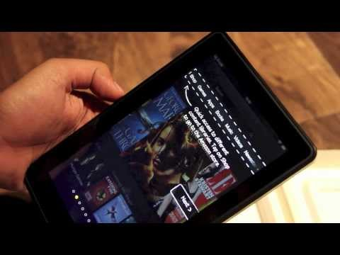 Kindle Fire HD Review - Indian Market Special