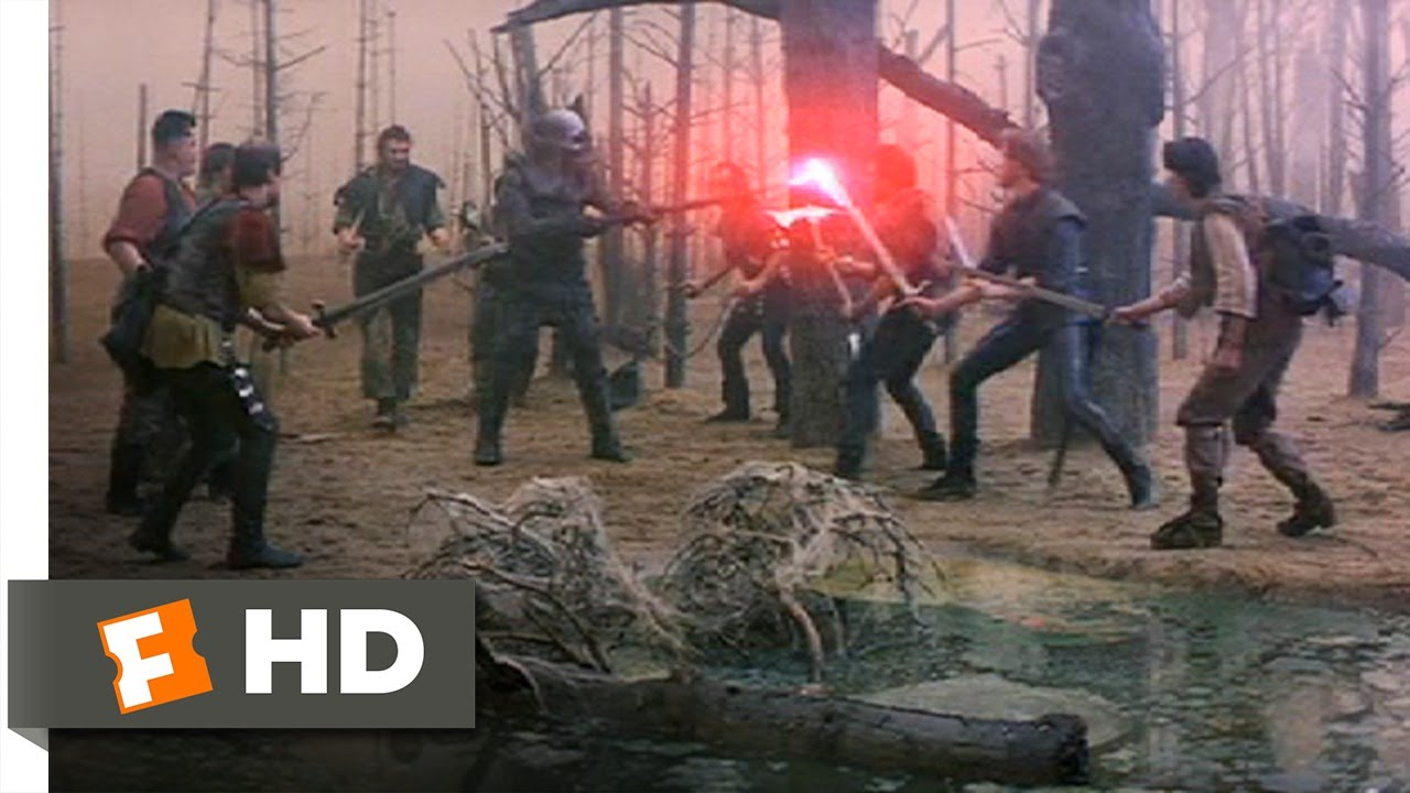 Krull (4/8) Movie CLIP – Battle in the Swamps (1983) HD