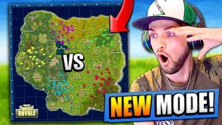 *NEW* HUGE 20 TEAM MODE in Fortnite: Battle Royale! (CRAZY)