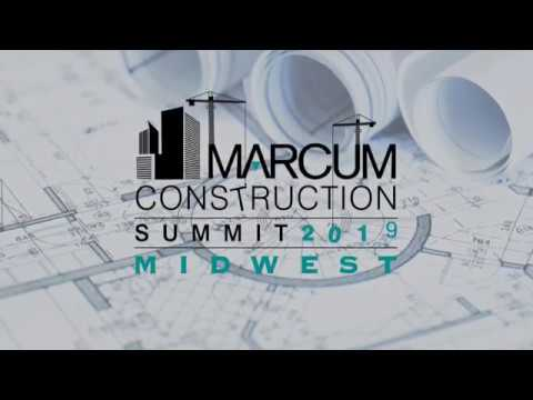 2019 Marcum Midwest Construction Summit