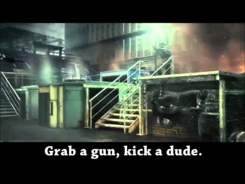 Speedy Literal Crysis 2 Trailer