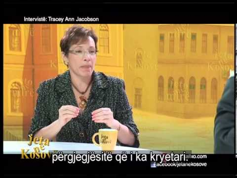 Intervsit�: Tracey Ann Jacobson