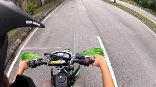 3. Kawasaki KLX 150 test