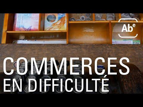 Crise sanitaire: les commerces en difficulté. ABE-RTS