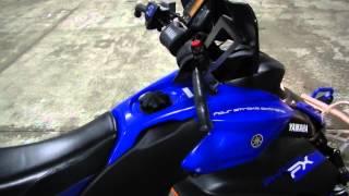 2. 2007 Yamaha Phazer FX