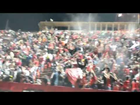 Xolos Fans Reax, 12/2/2012 Final - La Masakr3 - Tijuana