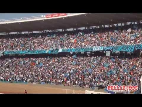 45.000 HINCHAS ALENTANDO VS RACING...HINCHAS TODO EL AÑO - Los Piratas Celestes de Alberdi - Belgrano