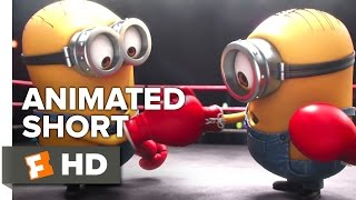 Video Minions - The Competition (2015) - Animated Short HD MP3, 3GP, MP4, WEBM, AVI, FLV April 2019