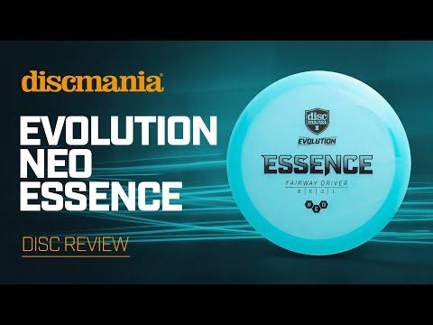 Discmania Evolution Essence Golf Disc Review