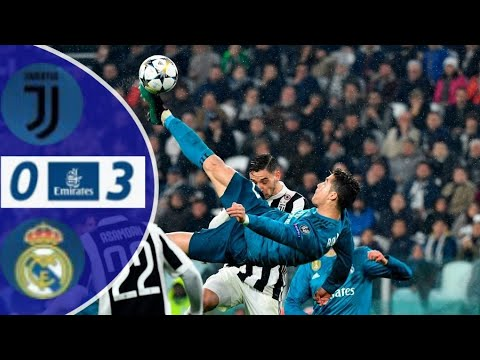 Real Madrid vs Juventus 3-0 _ All Goals and Highlights 1080p HD (03/04/2018)