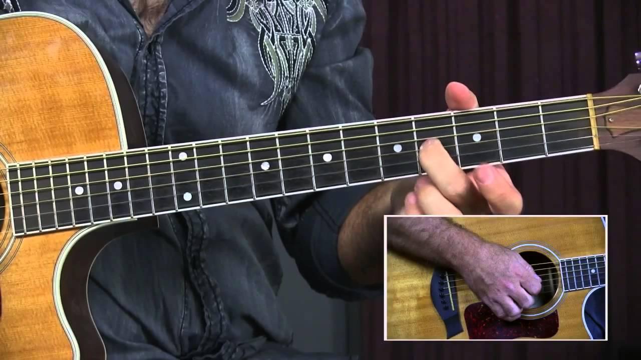 Acoustic Blues Guitar Lesson – My Favorite Acoustic Blues Guitar Lick