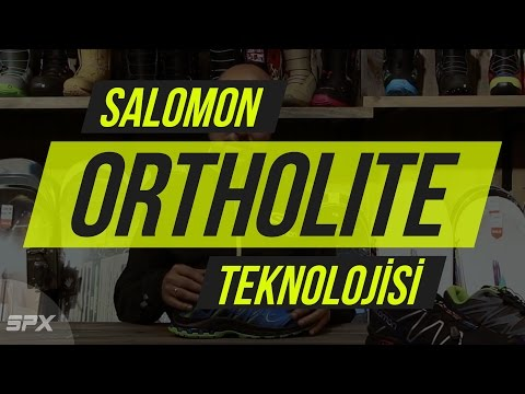 Salomon - Ortholite Teknolojisi I SPXTV
