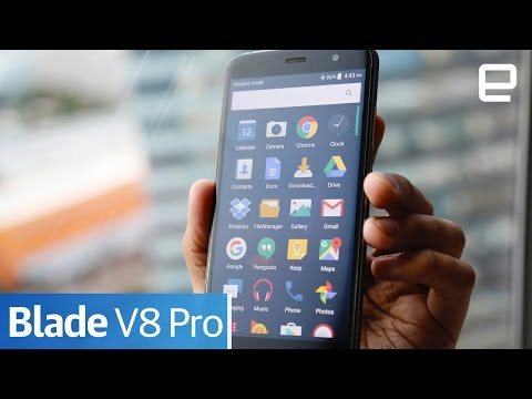 ZTE Blade V8 Pro: Hands-on