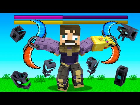 How To DEFEAT *OP* INFINITY ARMOR in Insane Craft (Minecraft)