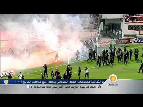 Χαμός στην Τυνησία! (ΒΙΝΤΕΟ)