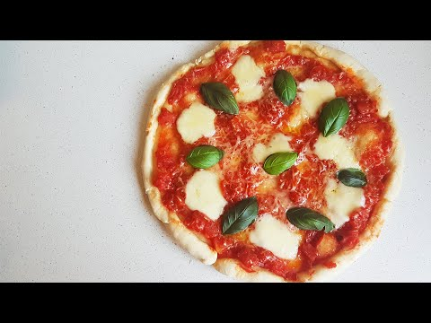 Pizza Margherita - Pica Margarita   Romas and MO   EN Subtitles   4K