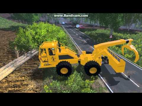 Lokomo 928 Debardeur Forestier v1.2