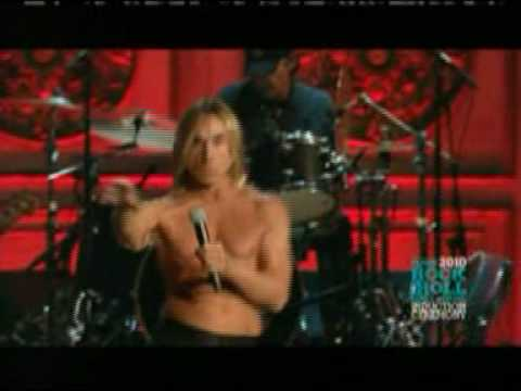 Iggy & The Stooges - Search And Destroy (Live at Rock N' Roll Hall of Fame 2010)