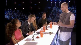 ►► ► CLICK HERE to Learn How To Sing ► http://MusicTalentNow.com/Learn-To-Sing ◄►Tom London America's Got Talent 2017 Full AuditionAmerica's Got Talent 2017 Judge Cut FullCheck out other performances: https://www.youtube.com/user/MusicTalentNow/playlistsSubscribe for weekly full auditions!