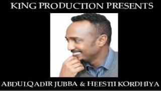 Abdulqadir Jubba - Kordhiya (New 2011)