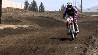 9. 2012 KTM 125 SX - Exclusive Video Test