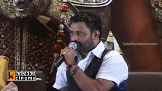 Sound Engineer Resul Pookutty at Kochadiyaan Press Meet
