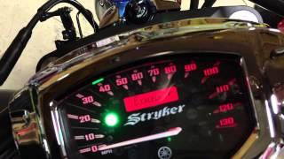 6. 2014 Yamaha Stryker