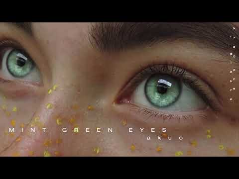 Get Mint Light Green Eyes In Seconds Subliminal - Biokinesis