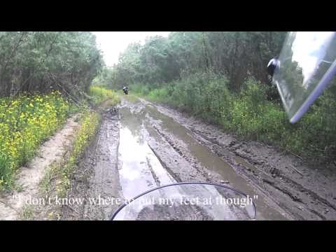Motorbikes are fun (Mud)