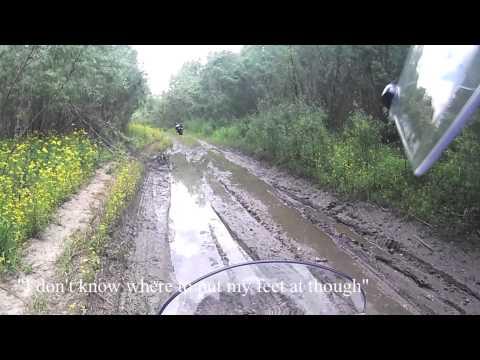 Motorbikes are fun (Mud)