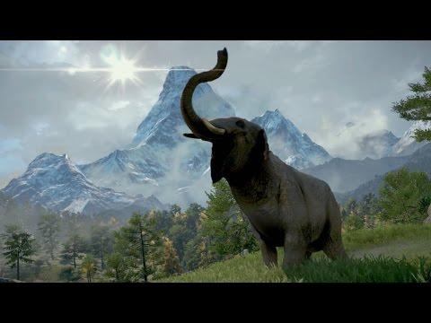 Far Cry 4 - Elephant Nature Documentary