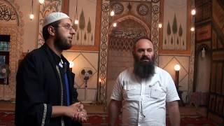 Vizitë Xhamisë së  Hadumit në Gjakovë nga Hoxhë Bekir Halimi