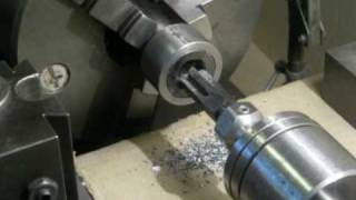 hexagon hole drilling