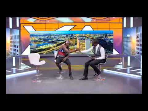 Bamwine aka Ba King meets Fanike Bwana Njombe