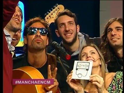 Mancha de Rolando video Entrevista + Canciones Acústicas - Acústico CM Rock 2016