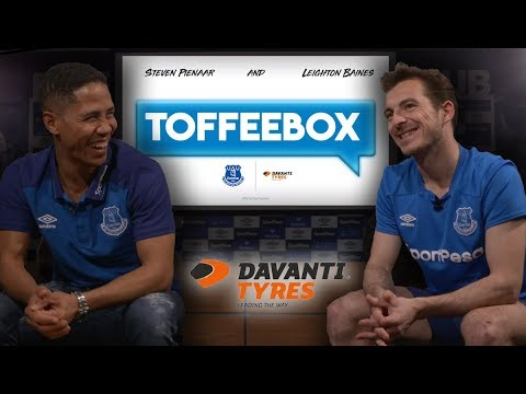 Video: TOFFEEBOX WITH BAINES & PIENAAR! | DUO REUNITE TO WATCH BACK CAREER CLIPS