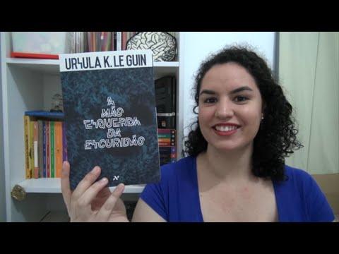 LIVRO: A mão esquerda da escuridão (Grande Desafio do Culto Booktuber - julho de 2016)