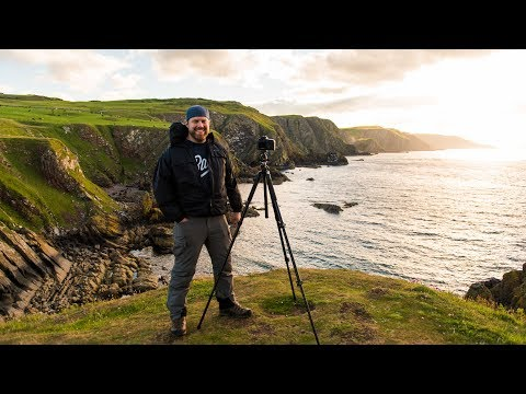 Landscape Photography and Wildlife Adventure in Northumberland and the Scottish Borders
