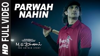 Nonton M S  Dhoni  Parwah Nahi Full Video Song   Amaal Mallik   Sushant Singh Disha Patani Film Subtitle Indonesia Streaming Movie Download