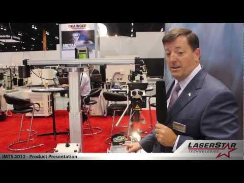 <h3>LaserStar - IMTS 2012 Laser Product Presentation </h3>Live from the 2012 IMTS Show in Chicago, President and C.O.O. of LaserStar Technologies, James Gervais does a product presentation of LaserStar products used in laser marking and laser welding. Made in USA.<br /><br />