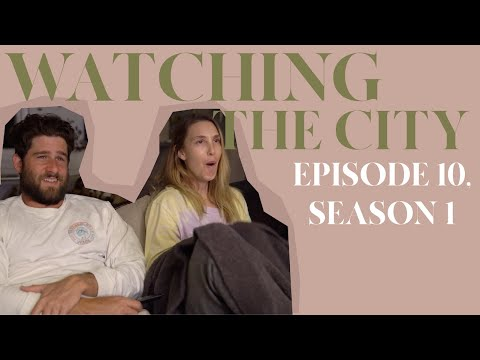 Reacting to 'The City' | Episode 10, Season 1 | Whitney Port