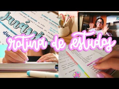 Rotina de estudante | Study vlog: Últimas provas do semestre | Malena Studies