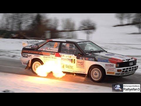Jänner Rallye 2018 Shakedown