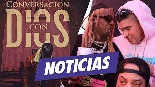 Fecha de Conversacion con dios, Bad Bunny junto a Lil Wayne, Nibiru y mas | TrapeNews