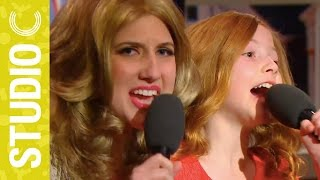 Celine Dion Upstaged by Daughter (feat. Lexi Walker)