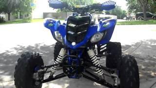 1. 2004 Yamaha Raptor 660r
