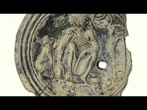 Der Tempel von Diana in Nemi: Öllampe -  Mythus in den griechischen und römischen Welten (3/5)