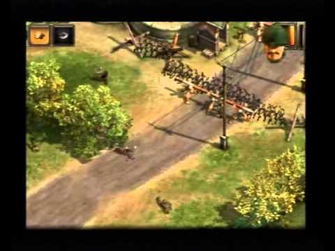 Commandos 2 : Men of Courage Playstation 2