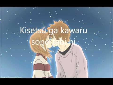 Kotoba - Bokura ga ita - lyrics (видео)