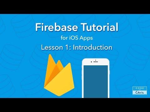 Firebase Tutorial – Ep 1 – Introduction